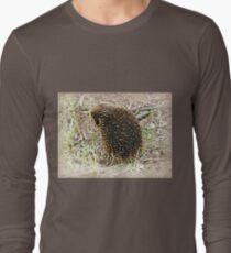 *Echidna* Werribee Open Range Zoo - Vic. Long Sleeve T-Shirt