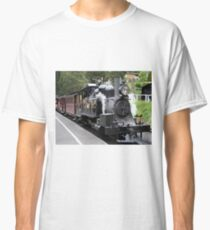 Puffing Billy steam train engine, Australia Classic T-Shirt