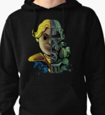 Face Off Pullover Hoodie