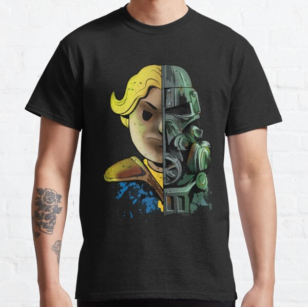 Face Off Classic T-Shirt