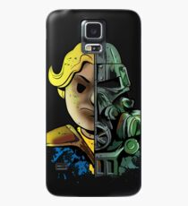 Face Off Case/Skin for Samsung Galaxy