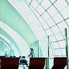 Dubai Airport (II) by Richard Owen