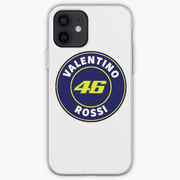 Valentino Rossi Funda blanda para iPhone