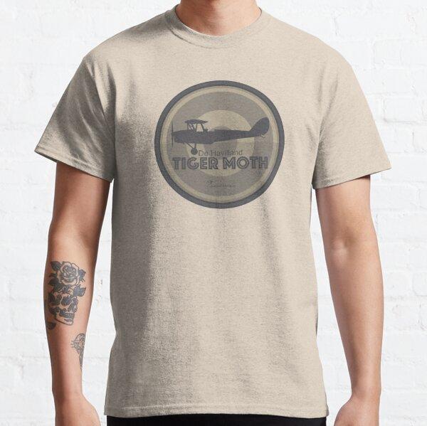 de Havilland Tiger Moth Classic T-Shirt