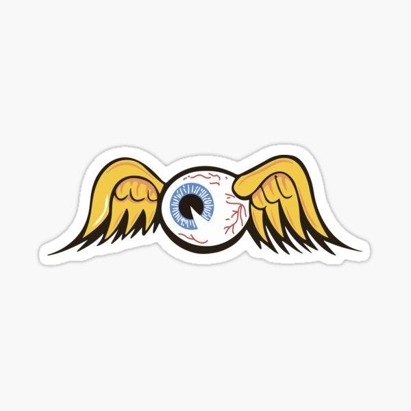 Von Dutch Flying Eye Sticker
