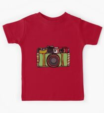 Vintage film camera  Kids Clothes