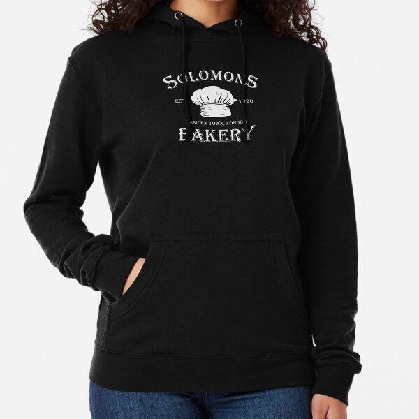 Panadería Solomons - Alfie Solomons Sudadera ligera con capucha