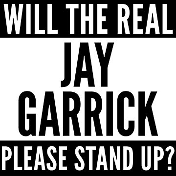 Will The Real Jay Garrick Please Stand Up? by createdbyjustin