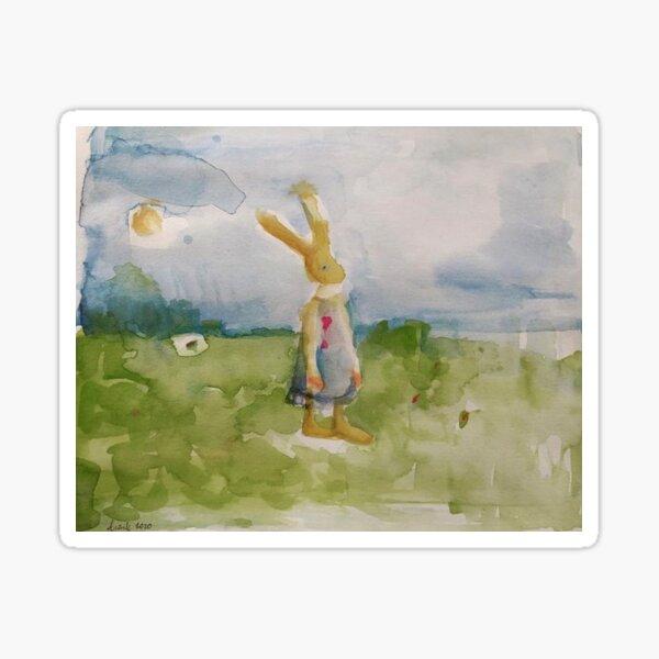 Spring Bunny 2021 Sticker