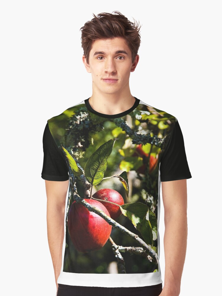Ripe Graphic T-Shirt Front