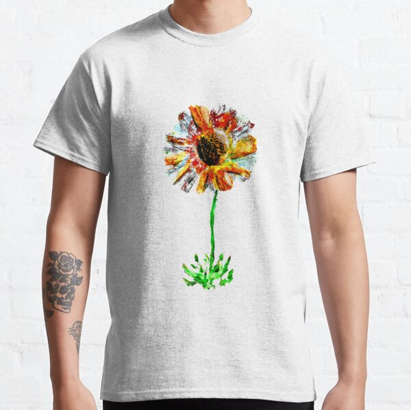 Flower painting #SpringIsComing Classic T-Shirt
