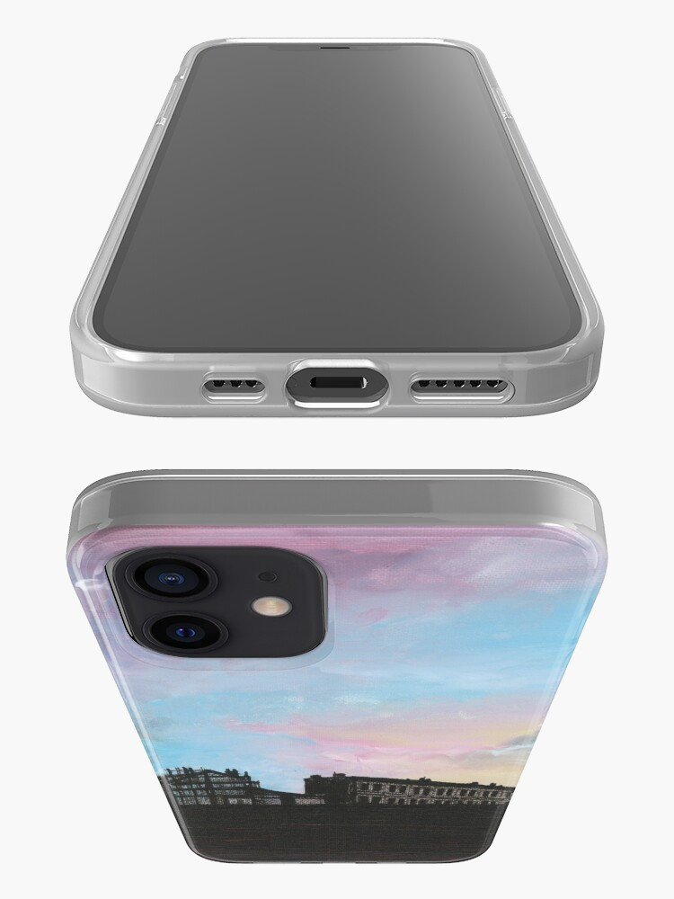 Alternate view of Priory Road at Dusk iPhone Case & Cover