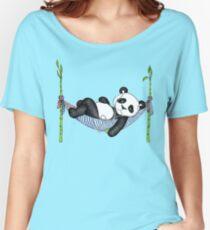iPod Panda Women's Relaxed Fit T-Shirt