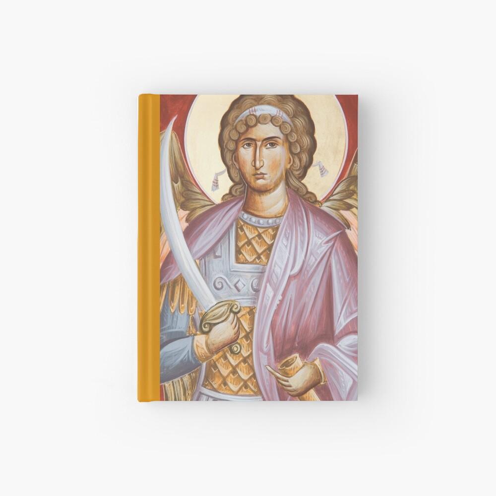 Archangel Michael Hardcover Journal