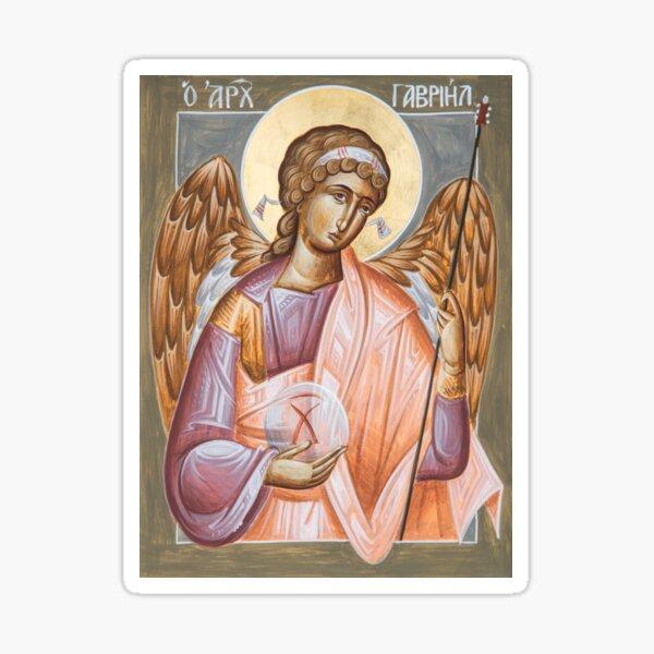 Archangel Gabriel Sticker