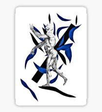 Icarus, Icarus. . . Sticker