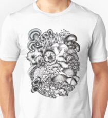 A Medley of Mushrooms Unisex T-Shirt