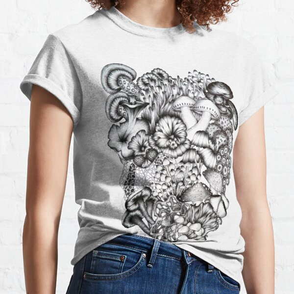 A Medley of Mushrooms Classic T-Shirt