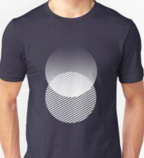 minimal shapes 003 Slim Fit T-Shirt
