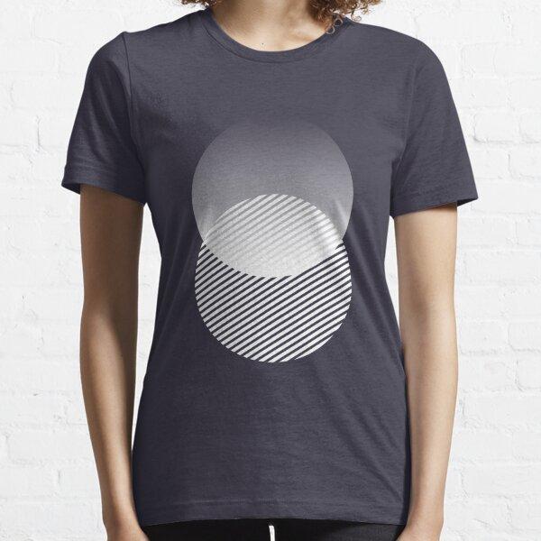 minimal shapes 003 Essential T-Shirt