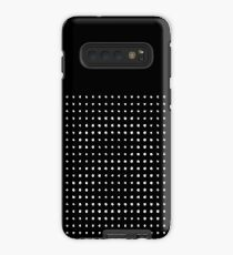 Subtle A in dots Case/Skin for Samsung Galaxy