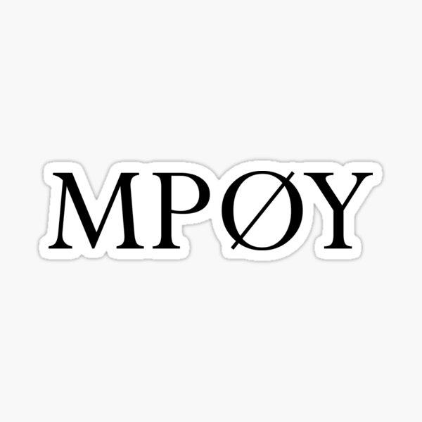 MPOY Sticker