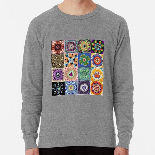 Mandelbrot fractals Lightweight Sweatshirt