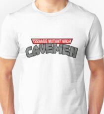 "Teenage Mutant Ninja Cavemen ""Dinosaurs"" T-Shirt"