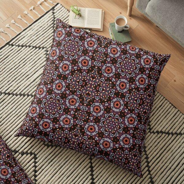 Red Destiny Floor Pillow