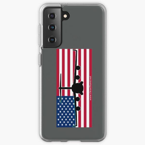 C-17 USA Samsung Galaxy Soft Case