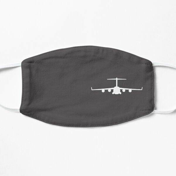 C-17 White Flat Mask