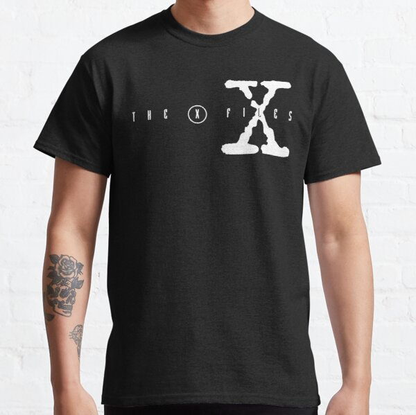 X FICHIERS T-shirt classique