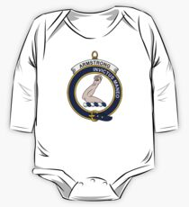Armstrong Clan Badge One Piece - Long Sleeve