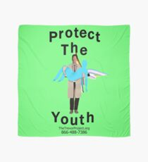 Protect The Youth: Castiel Scarf
