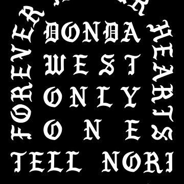 Donda West by MUZUKASHII