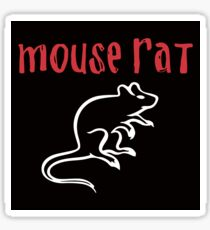 Mouse Rat- Parks and Rec Sticker