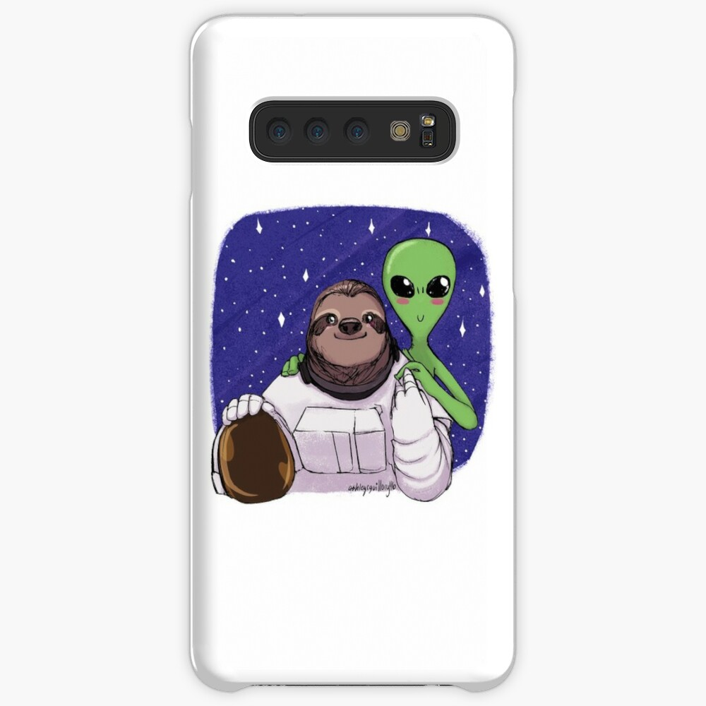 Space Love Case & Skin for Samsung Galaxy