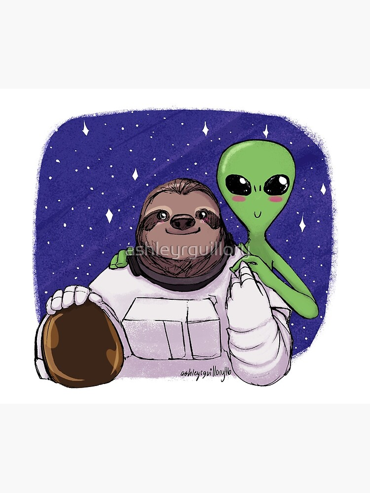 Space Love by ashleyrguillory
