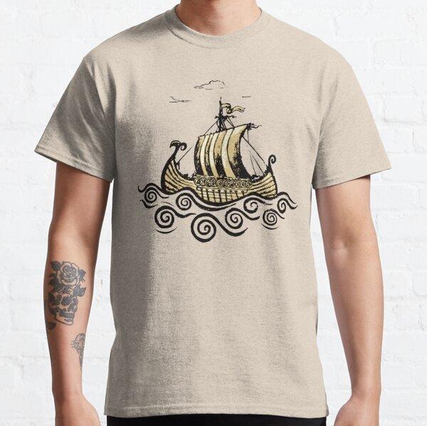 Viking ship Classic T-Shirt