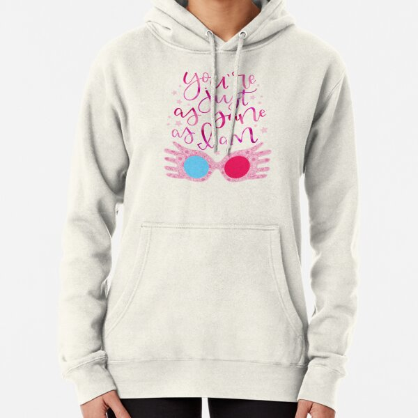 You're Just As Sane as I Am Pullover Hoodie