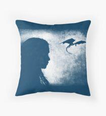 khaleesi Throw Pillow