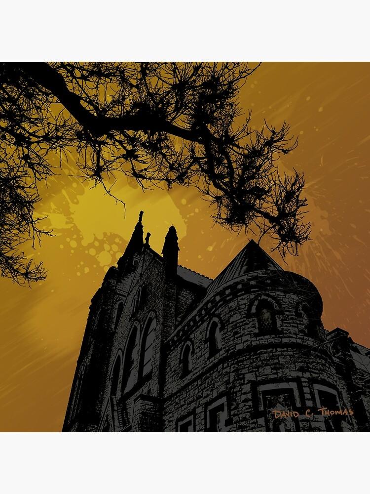 Encircled Church 2012 by randomarthouse