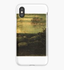 The Sheepfold, late  iPhone Case/Skin