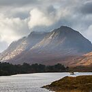 Liathach by Christopher Cullen