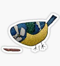 Blue Tit Sticker