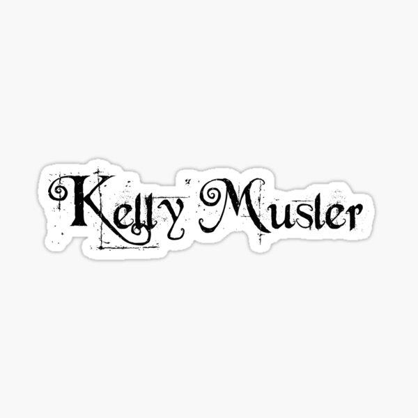 Kelly Musler Sticker