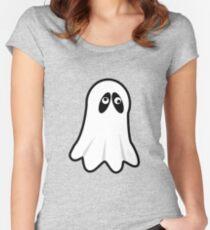 Halloween devil Women's Fitted Scoop T-Shirt