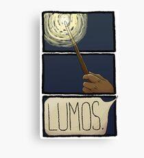 Lumos Canvas Print