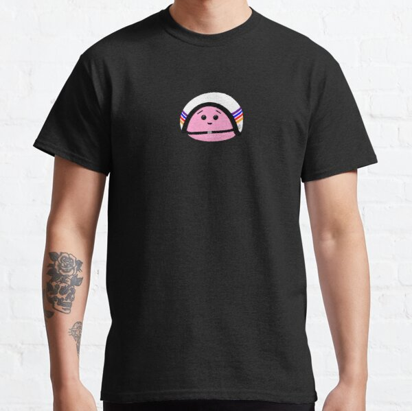 Mochi with riding helmet Classic T-Shirt