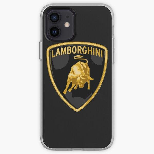 New Lamborghini iPhone Soft Case